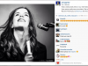 Anna Prior live photo at Fri-Son with Likes & Comments on her Official Instagram Account