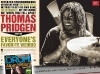 Publishing of a Full Page Picture of THOMAS PRIDGEN in DRUM! Magazine 3-2014